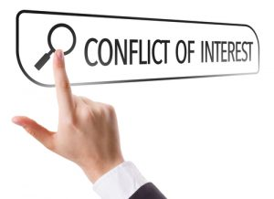 Conflict of Interest 300x218 - Conflict of Interest